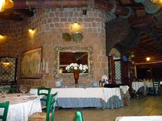 Il ristorante dell 39 hotel poseidonia tortol sardegna for Terrazze arredate